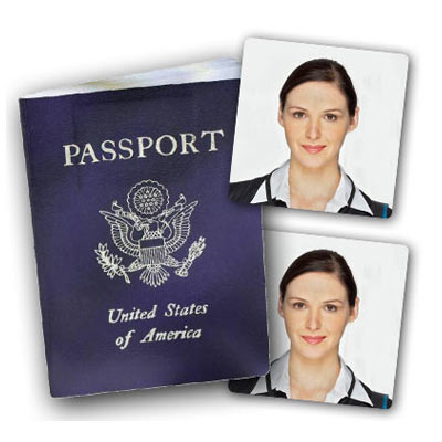 Passport and Visa pictures $25